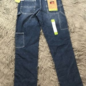 Dickies Juniors Carpenter Jeans Size 1/25 Relaxed
